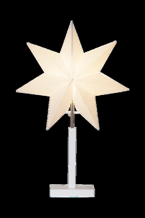 Stjärna på fot Karo 55 cm