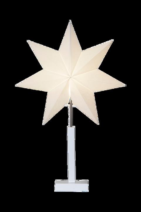 Stjärna på fot Karo 70 cm