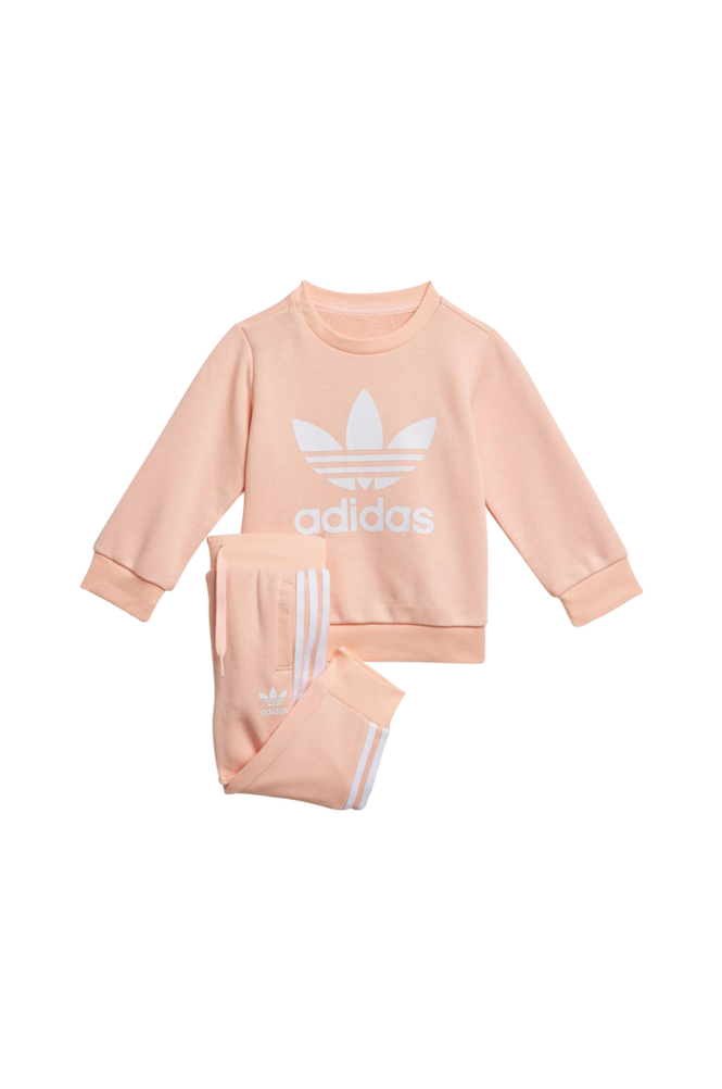 adidas Originals Sweatshirt + joggingbukser Crew Set
