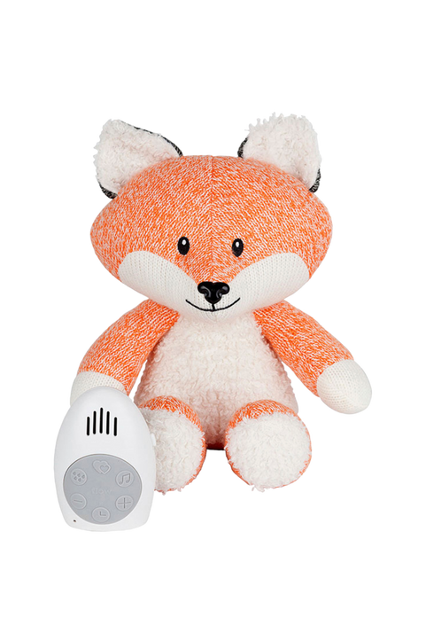 Comforter Robin the Fox Orange