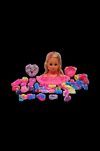 Fanny Make Up doll head