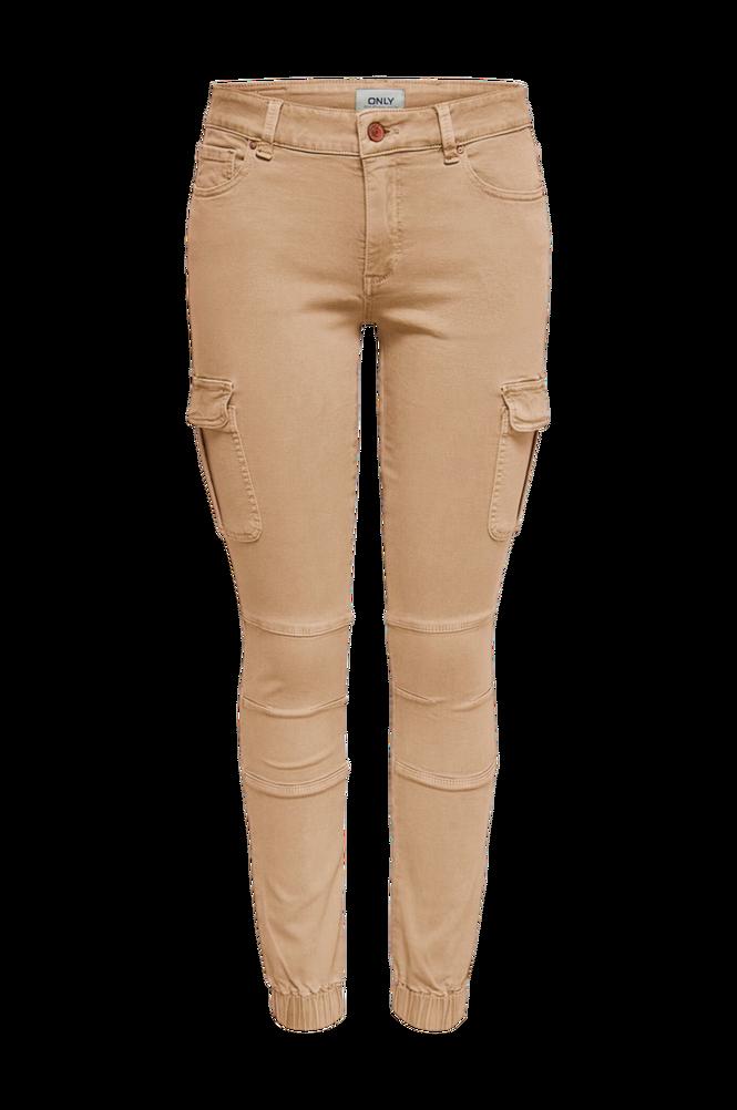 Only Bukser onlMissouri Reg Ankle Cargo Pant Skinny