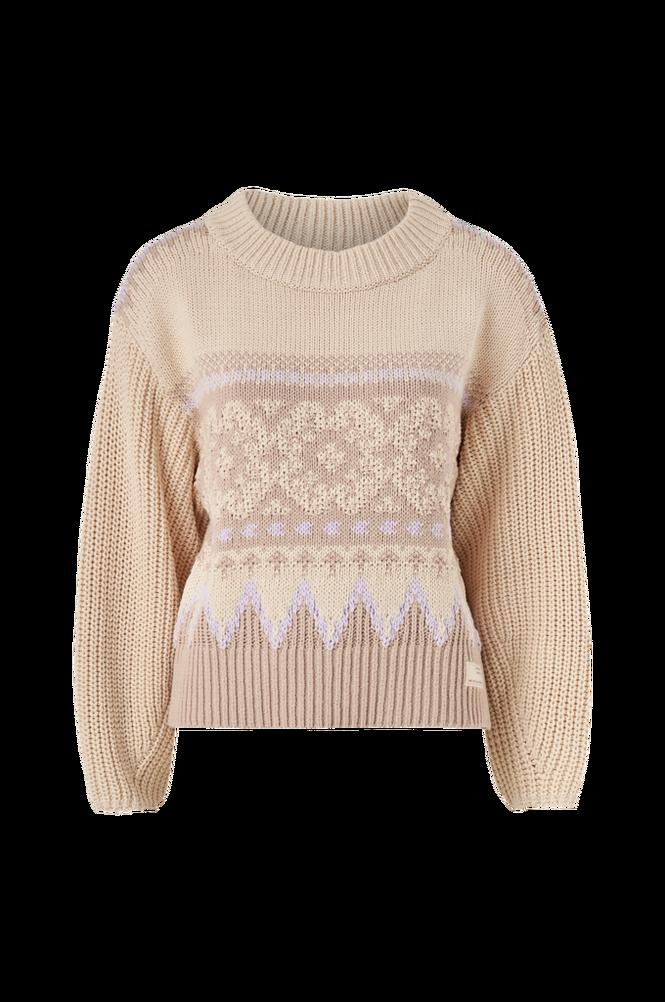 Odd Molly Trøje Magnetic Jacquard Sweater