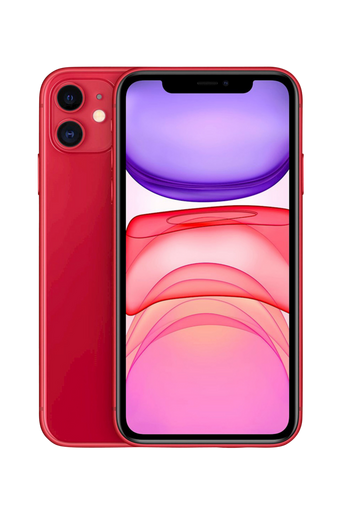 iPhone 11 64 Gt RED