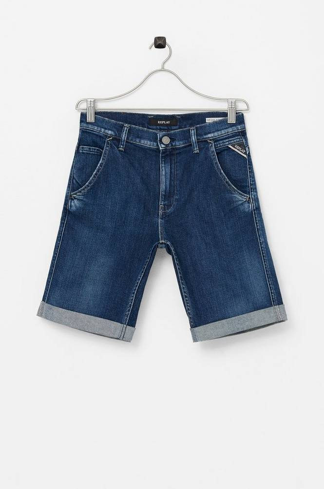 Replay Denimshorts, regular slim