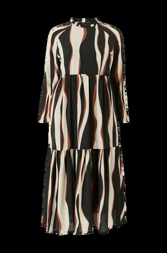 Maksimekko vmFidela LS Ankle Dress Wvn Curve