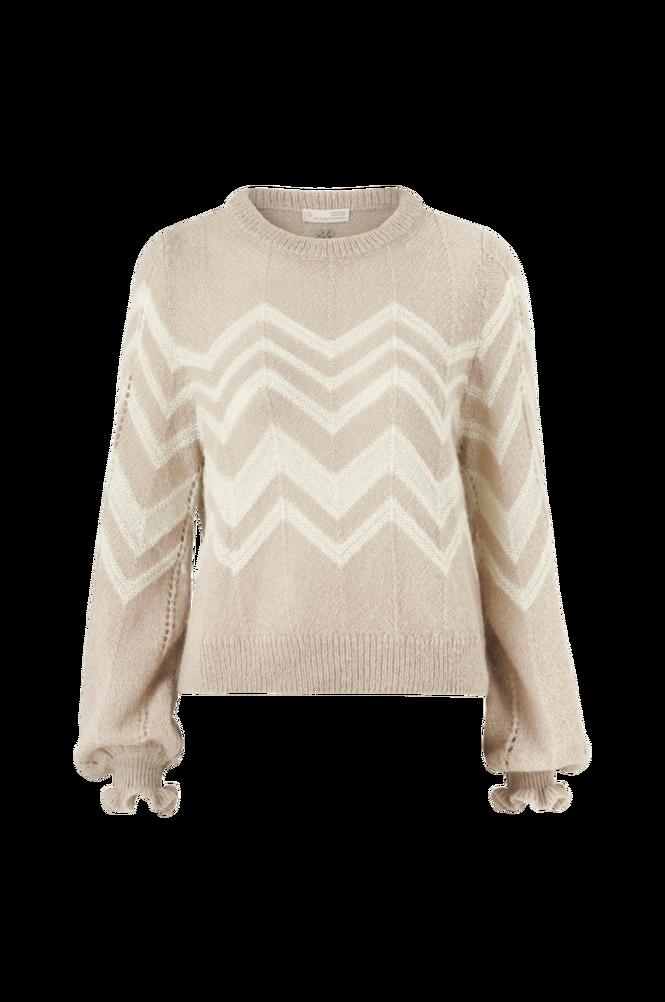 Odd Molly Trøje Magnetic Striped Sweater
