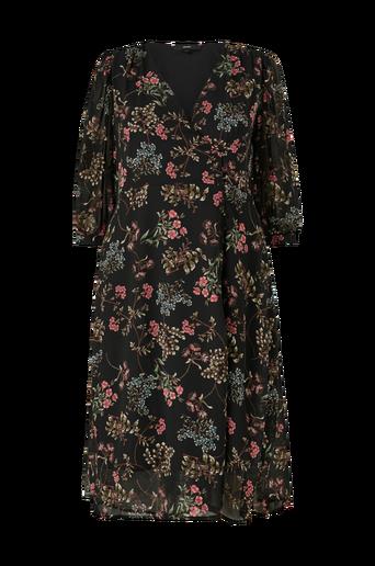 Mekko vmJulie 3/4 Calf Dress Curve