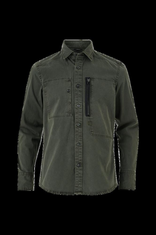 G-Star Skjorte Powel Slim Shirt L/S