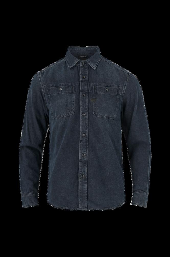 G-Star Skjorte Kinec Straight Shirt L/S