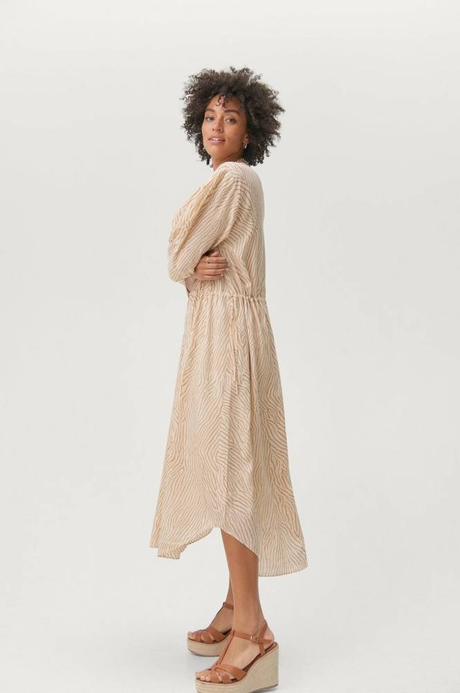 Dagmar Kjole Misty Dress