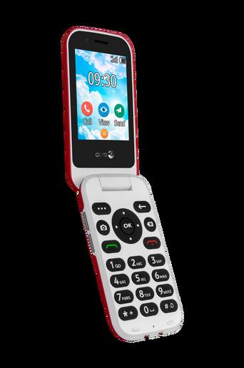 Doro 7031, Red/white