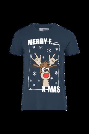 Joulu-T-paita Gentry SS X-Mas