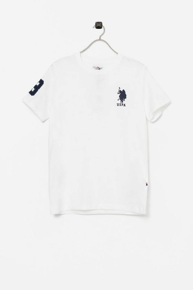 U.S. Polo Assn. T-shirt Large Dhm