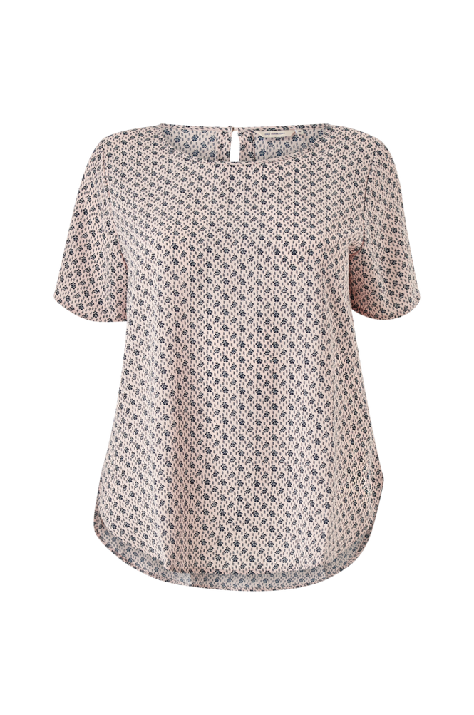 Only Carmakoma Bluse carLuxcam SS Top