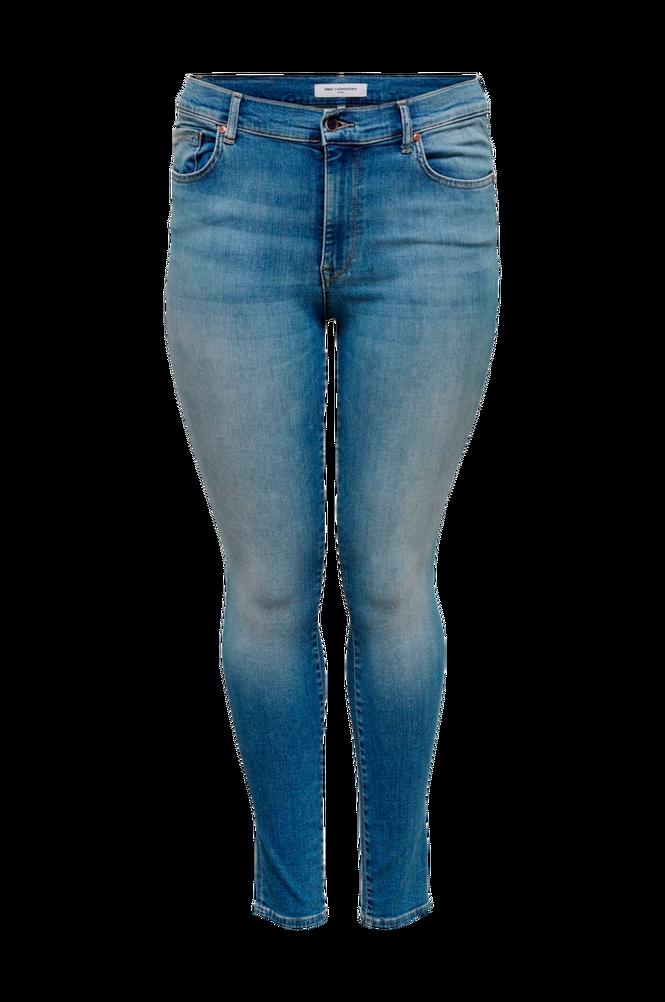 Only Carmakoma Jeans carMaya Hw Sk Shape Dnm