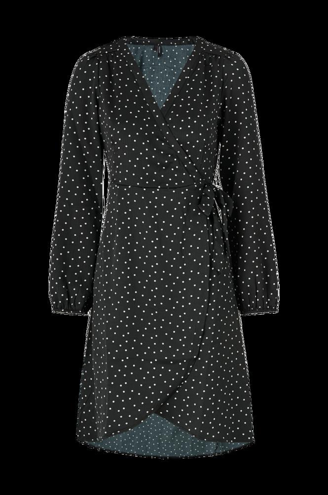 Vero Moda Slå om-kjole vmGamma L/S Wrap Dress