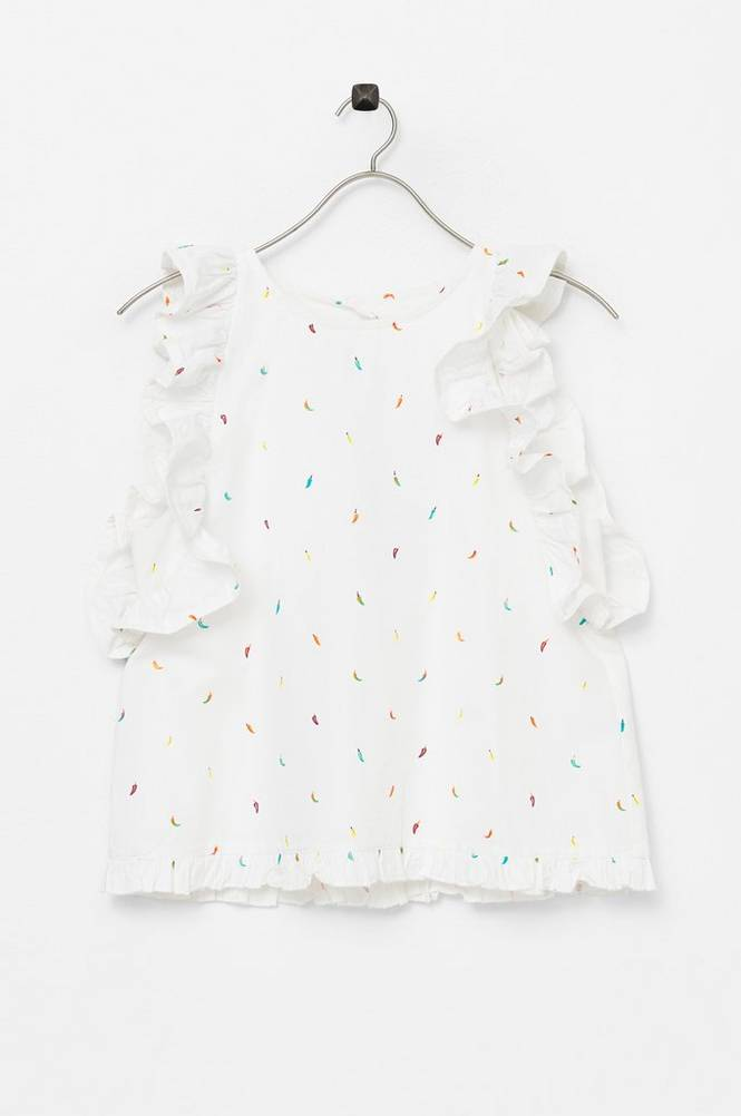 How to Kiss a Frog Bluse Moi Top