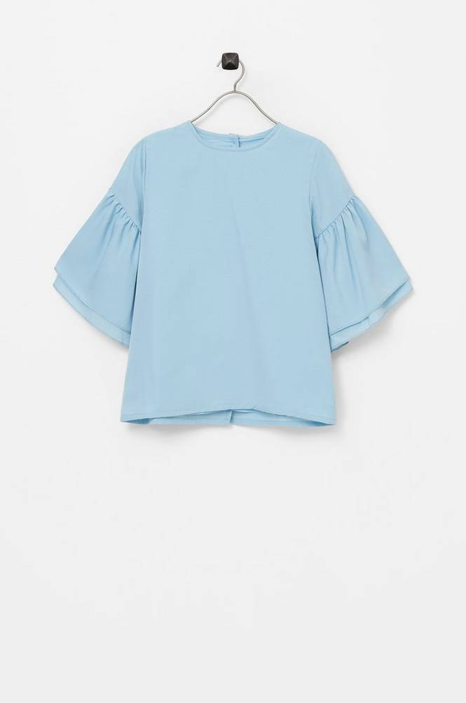 How to Kiss a Frog Bluse Jazy Blouse