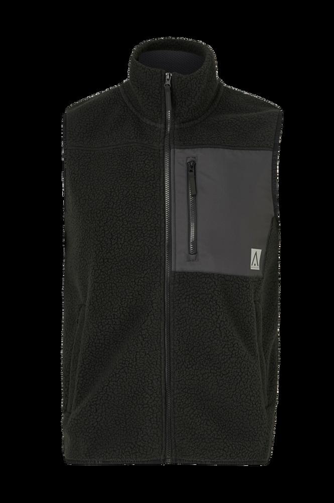 WearColour Vest Retro Pile Vest