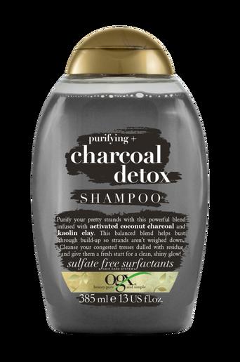 Charcoal Shampoo 385 ml