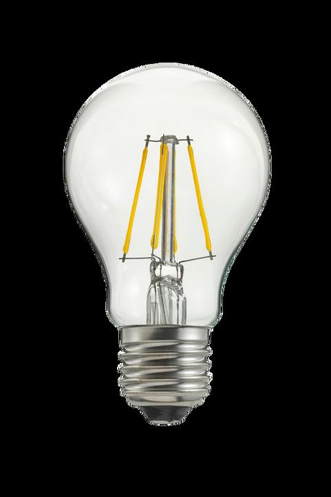Ljuskälla E27 LED 3-steg dimbar Normal Klar 0,4-7W