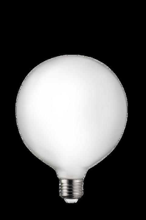 Ljuskälla E27 LED 3-steg dimbar Glob 125 mm Opal 0,4-7W