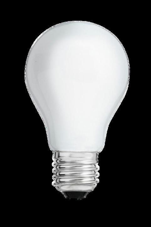 Ljuskälla E27 LED 3-steg dimbar Normal Opal 0,4-7W