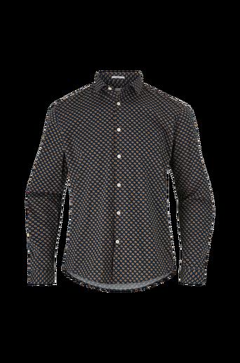 Kauluspaita Dotted Print Shirt L/S
