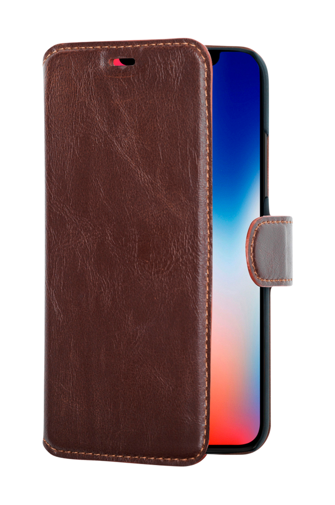 Champion Slim Wallet Case iPhoneX/XS Brun