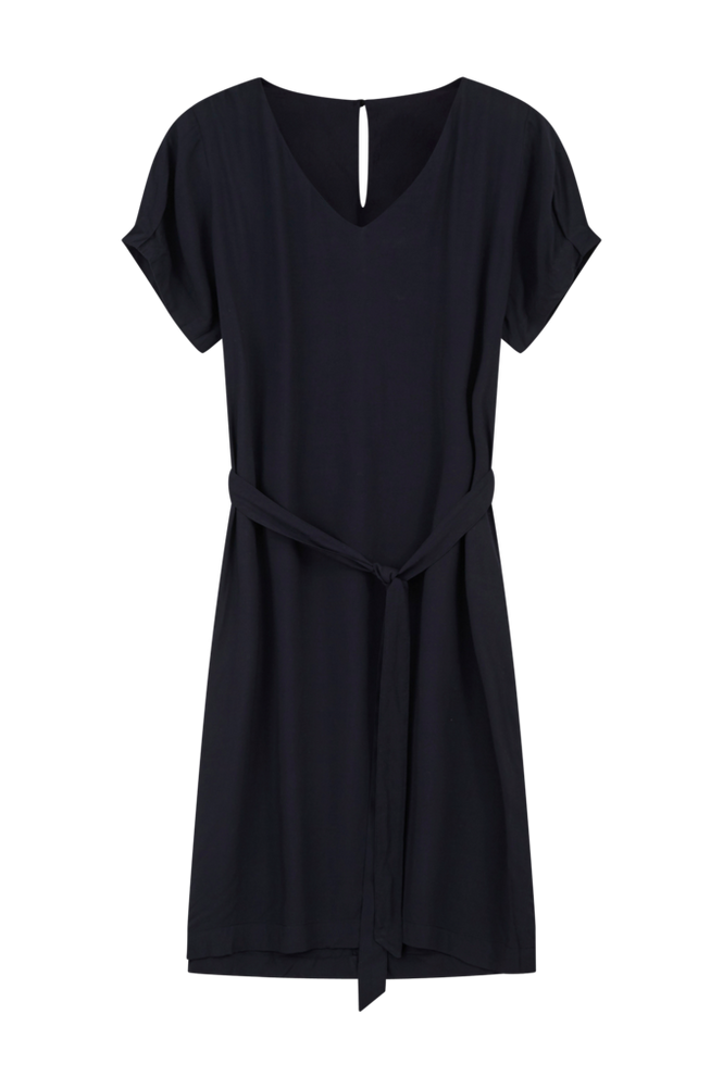 Lexington Kjole Kristina Solid Dress