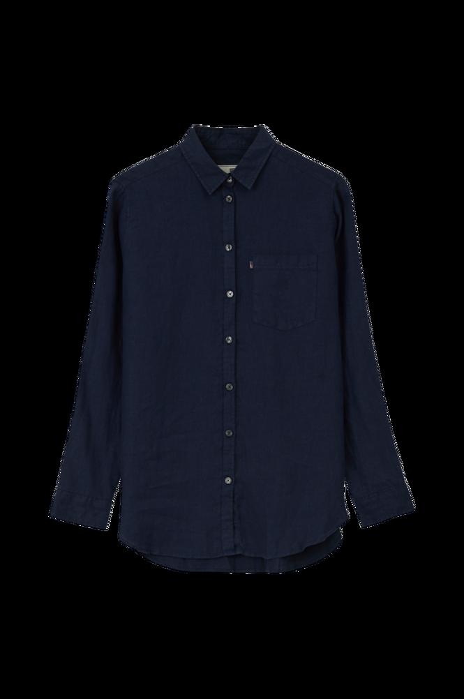 Lexington Hørskjorte Isa Linen Shirt