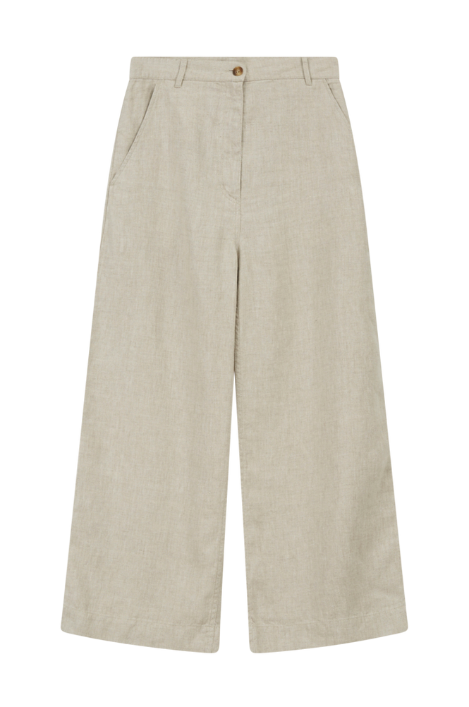 Lexington Bukser Lina Linen Pants