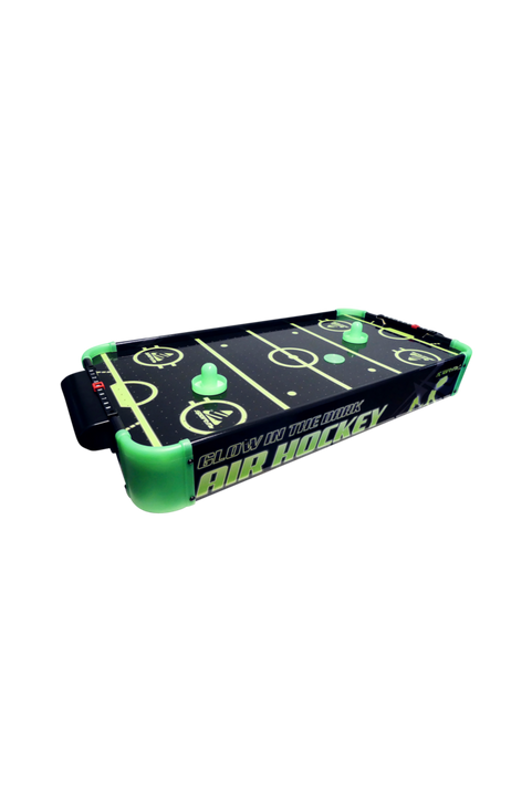 Airhockey spel Glow in the Dark