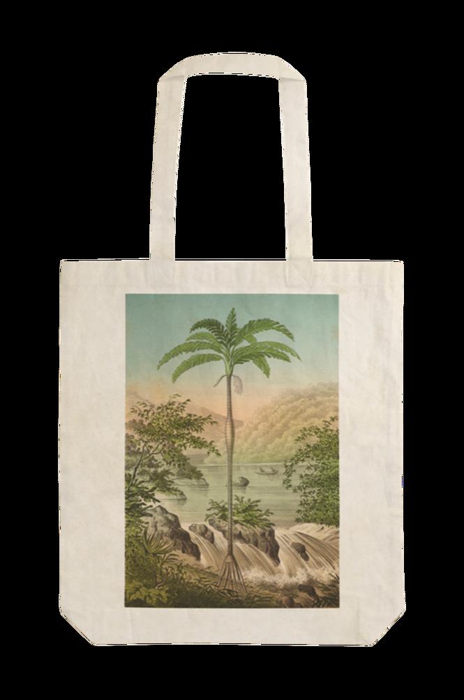 Sköna Ting Stofpose Palm