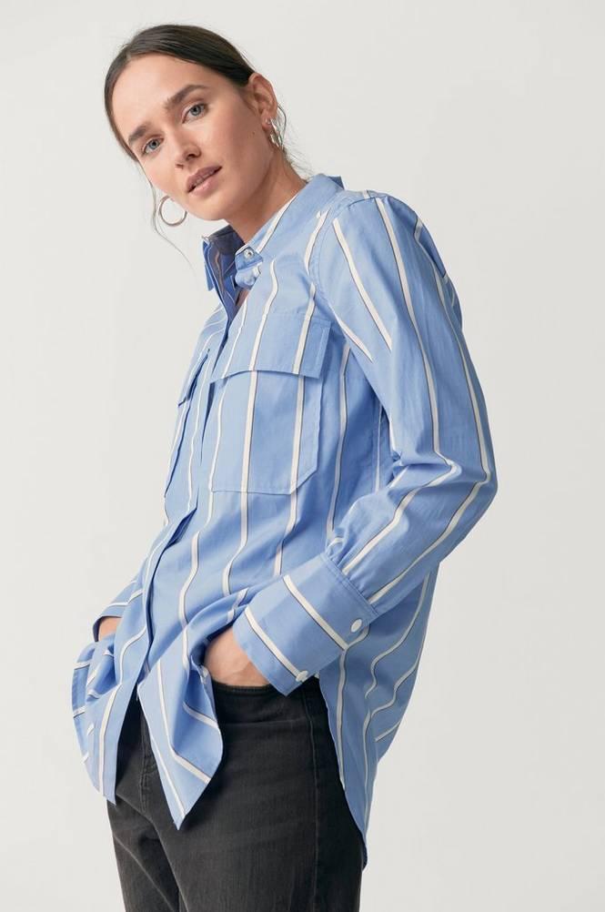 Second Female Skjorte Tona LS Shirt
