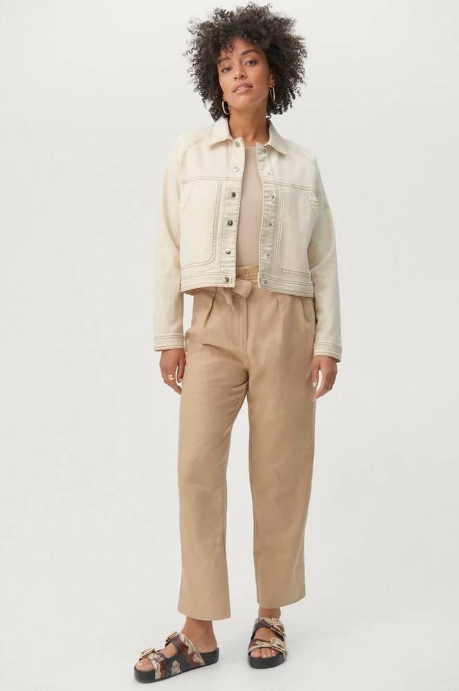 Second Female Bukser Selene MW Trousers