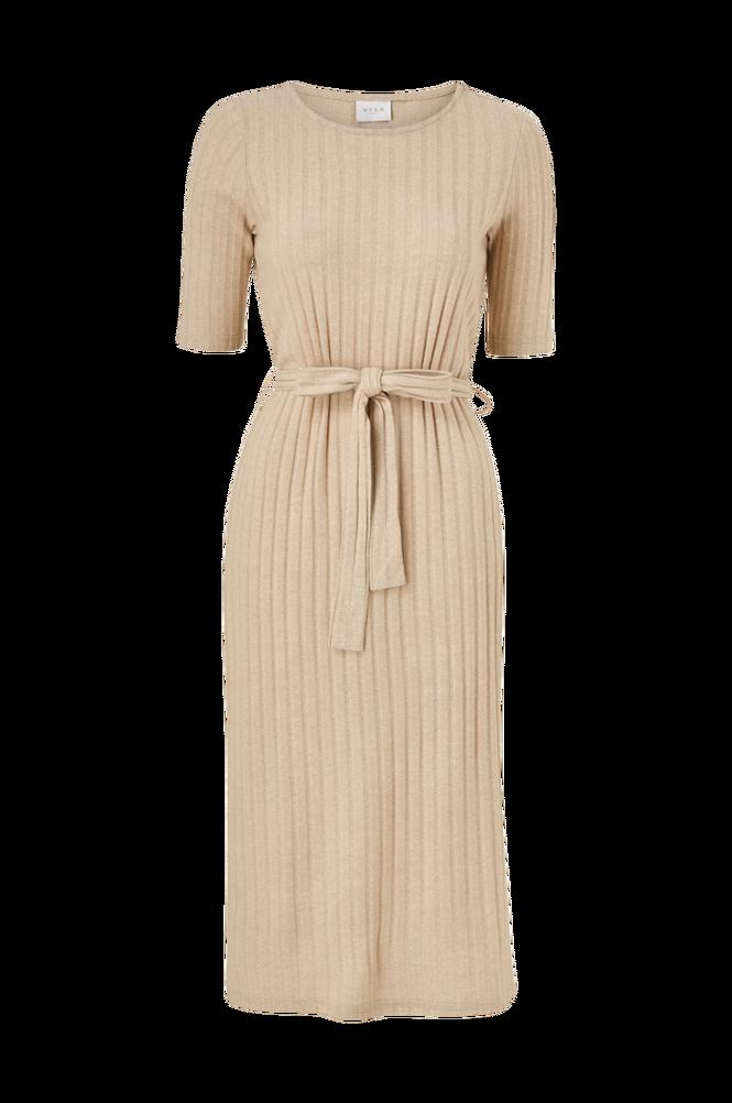Vila Kjole viSignes Midi 1/2 Sleeve Dress