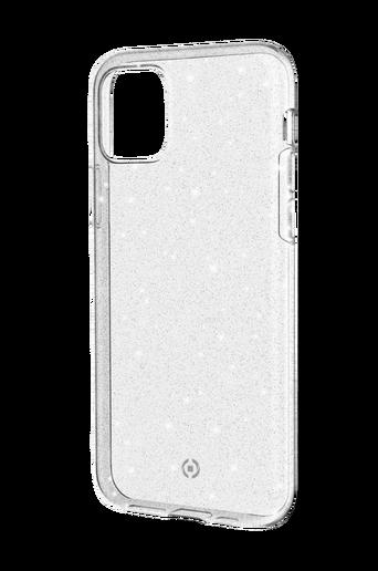 Sparkling cov iPhone 11 Pro Läpinäkyvä