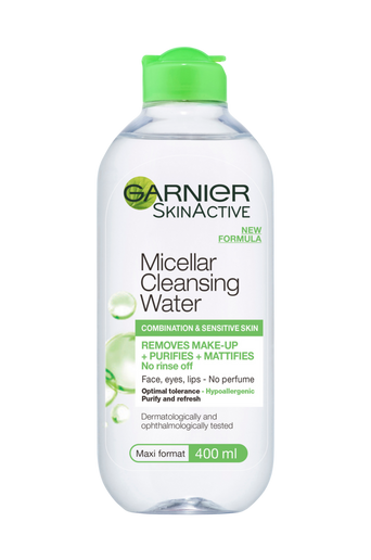 Micellar Water Combination and Sensitive Skin 400 ml