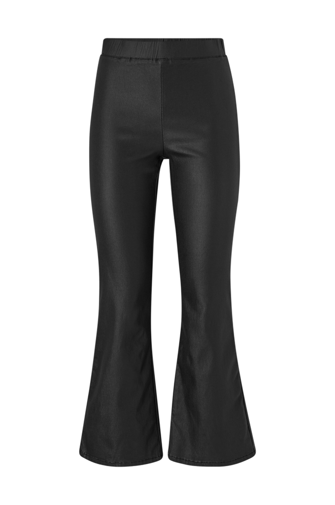 Vila Leggings viCommit Coated Hwsl New Cropped Pants