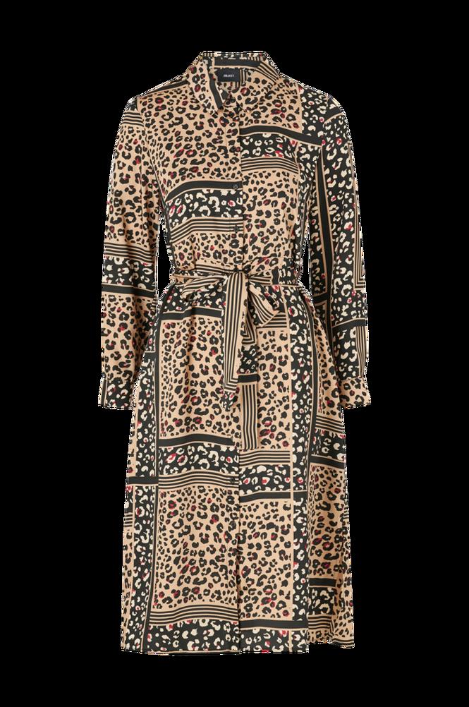Object Kjole objSian L/S Shirt Dress