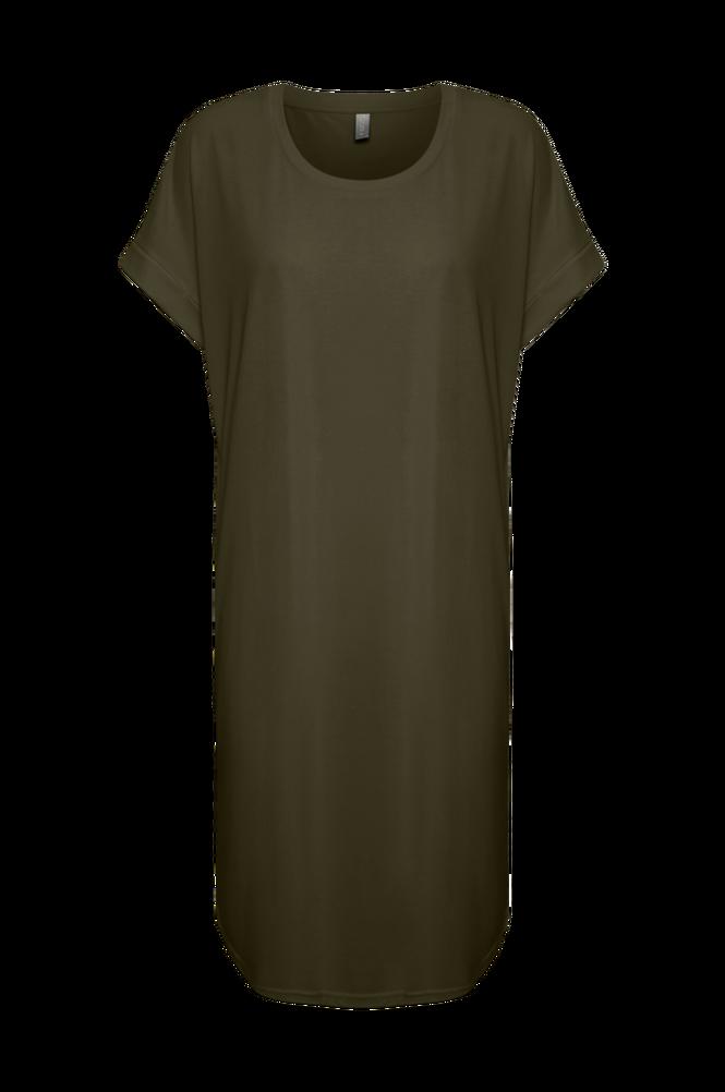 culture Jerseykjole Kajsa T-shirt Dress