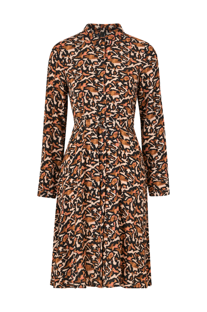 Vero Moda Kjole vmCambria L/S Short Shirt Dress