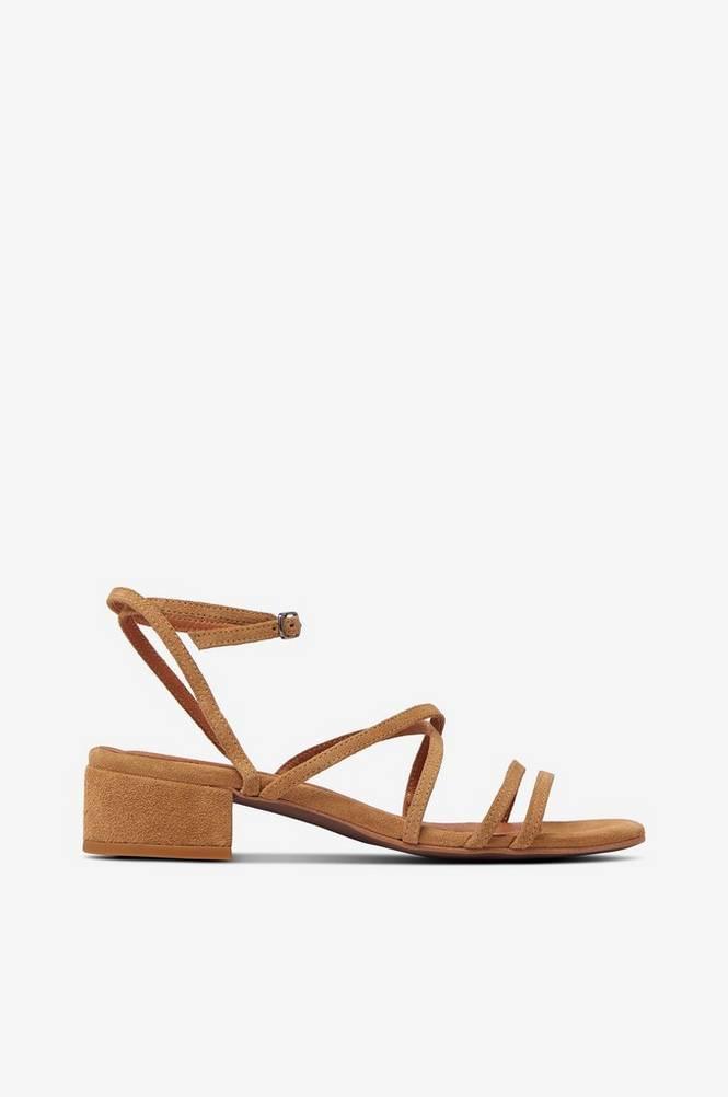 Bianco Sandal biaDea Suede Strap Sandal