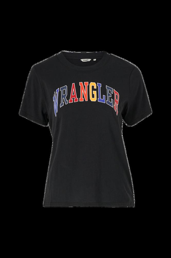 Wrangler Top High Rib Regular Tee