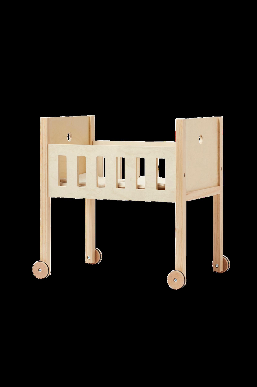 Kids Concept - Docksäng Natur Inkl Bäddset