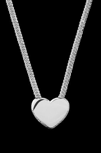 Kaulakoru Pure Heart Necklace Steel