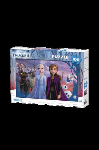 Pahvipalapeli Disney Frozen II