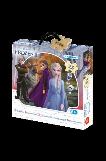 Rasiapalapeli Disney Frozen II, puuta